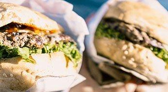 Ferg Burger in Queenstown
