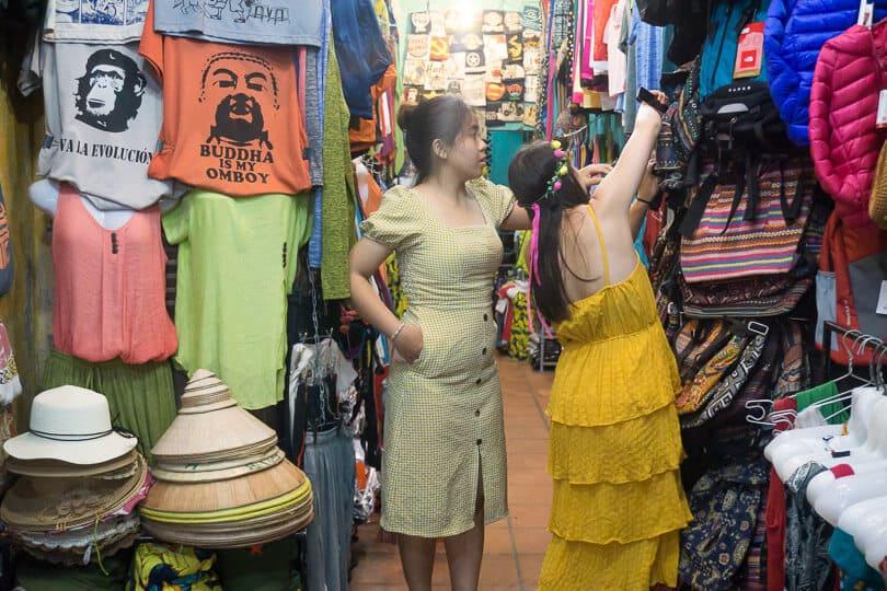 Рынки в Хошимине отлично подходят для поиска вещей, которые можно купить во Вьетнаме.