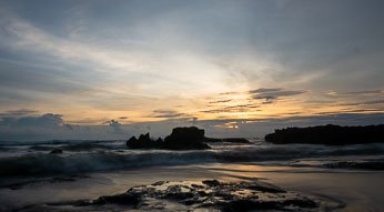 Things to do in Canggu, Bali - Sunset Batu Bolong
